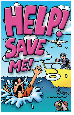 Help! Save Me! (NIV) (Preview page 1)