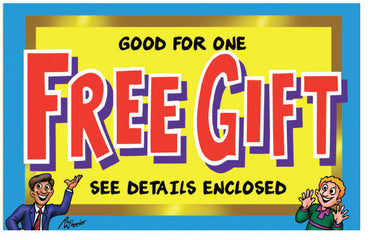 Good For One Free Gift (NIV)