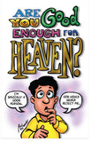Are You Good Enough For Heaven? (NIV) (Preview page 1)