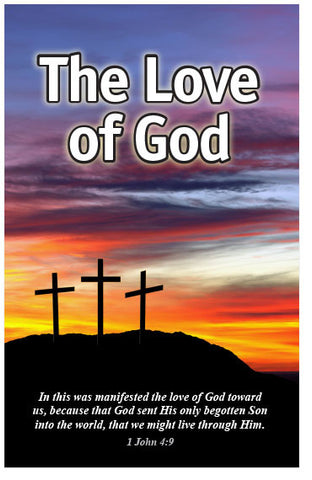 The Love Of God (KJV) (Preview page 1)