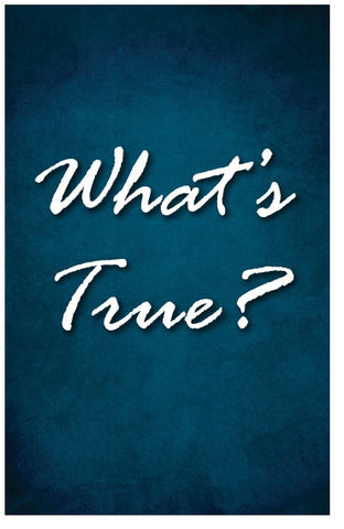 What's True? (KJV) (Preview page 1)