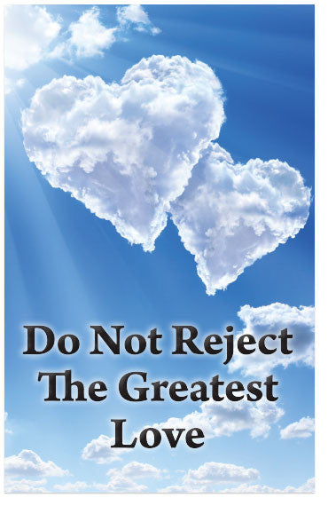 Do Not Reject The Greatest Love (KJV) (Preview page 1)