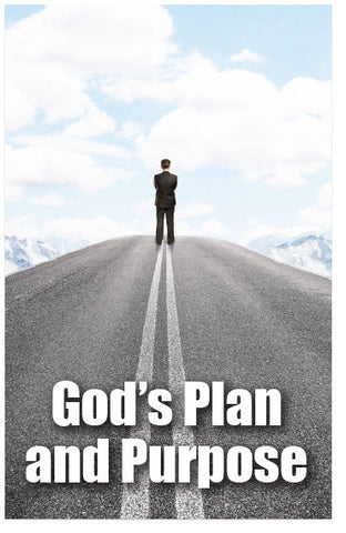 God's Plan and Purpose (NIV) (Preview page 1)
