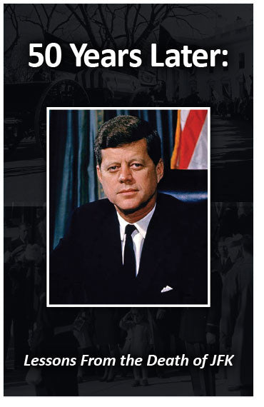 JFK: Fifty Years Later (NKJV) (Preview page 1)