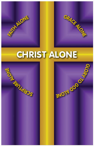 Christ Alone (NIV) (Preview page 1)