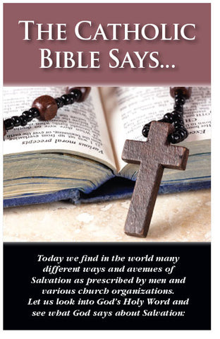 The Catholic Bible Says ... (Preview page 1)