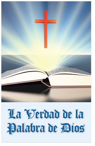 The Truth From God's Word (Spanish) (Preview page 1)