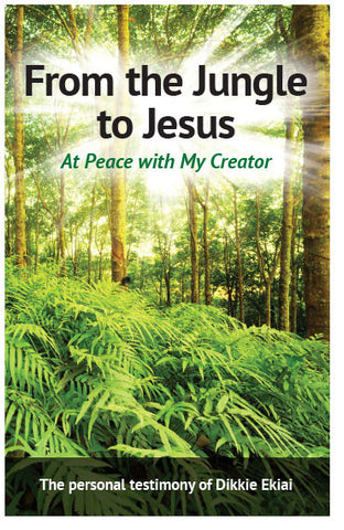 From the Jungle to Jesus: At Peace With My Creator (Preview page 1)