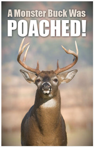 A Monster Buck Was Poached (KJV) (Preview page 1)