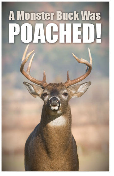 A Monster Buck Was Poached (NKJV) (Preview page 1)