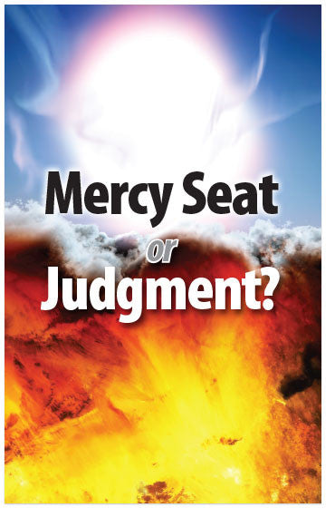 Mercy Seat or Judgment? (JND) (Preview page 1)