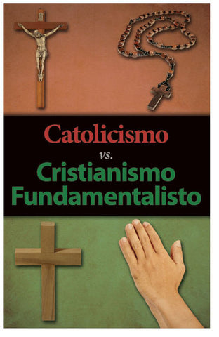 Catholicism vs. Fundamental Christianity (Portuguese) (Preview page 1)