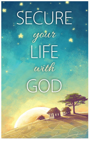 Secure Your Life With God (KJV) (Preview page 1)