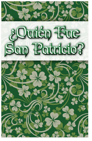 Who Was St. Patrick? (Spanish) (Preview page 1)