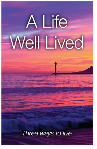 A Life Well Lived (NIV) (Preview page 1)