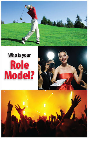 Who Is Your Role Model? (KJV) (Preview page 1)