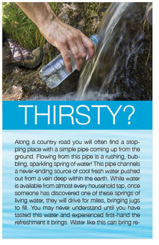 Thirsty? (Preview page 1)