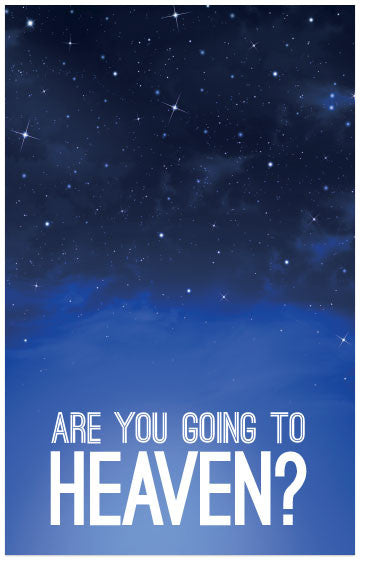 Are You Going To Heaven? (KJV) (Preview page 1)
