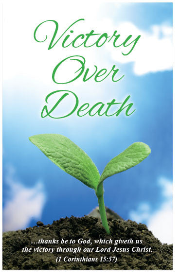 Victory Over Death (KJV) (Preview page 1)