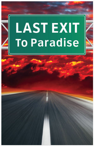 Last Exit To Paradise (NIV) (Preview page 1)