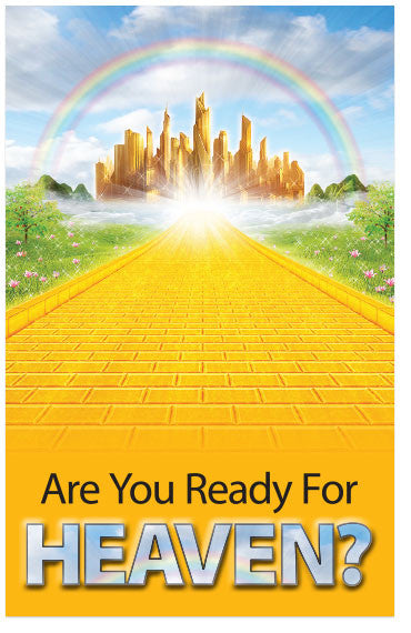 Kinder Garden: Are You Ready For Heaven? (NLT)