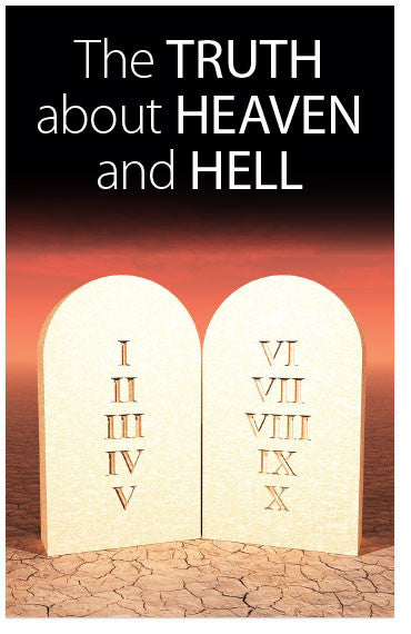 The Truth About Heaven And Hell (KJV) (Preview page 1)