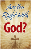 Are You Right With God? (KJV) (Preview page 1)