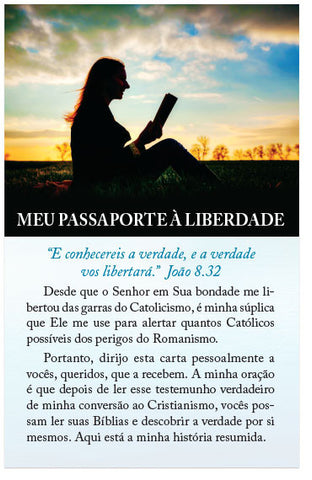 My Passport To Freedom (Portuguese) (Preview page 1)