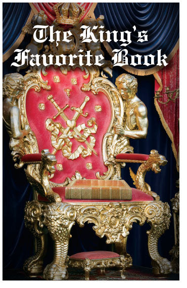 The King's Favorite Book (NLT) (Preview page 1)