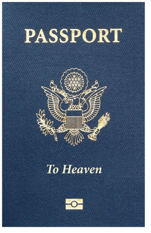 Passport To Heaven (Preview page 1)