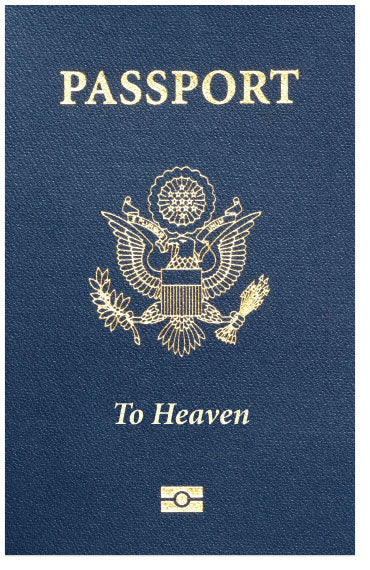 Passport To Heaven (NLT) (Preview page 1)