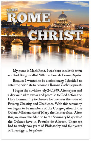 From Rome To Christ (KJV) (Preview page 1)