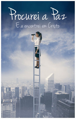 I Searched For Peace And Found It In Christ (Portuguese) (Preview page 1)