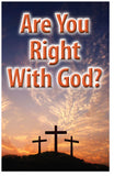 Are You Right With God? (Alternate Version, KJV) (Preview page 1)
