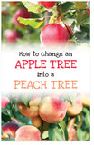 How To Change An Apple Tree Into A Peach Tree (Preview page 1)