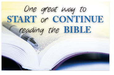 One Great Way To Start Or Continue Reading The Bible (Mini) (Preview page 1)