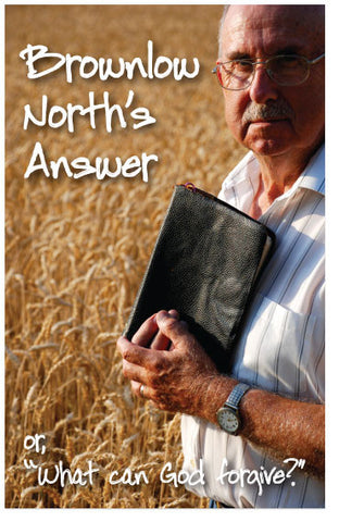 Brownlow North's Answer (NKJV) (Preview page 1)