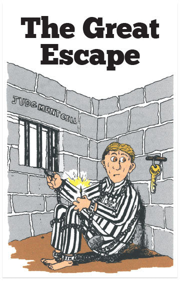 The Great Escape (KJV) (Preview page 1)