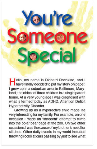 You're Someone Special (NKJV) (Preview page 1)