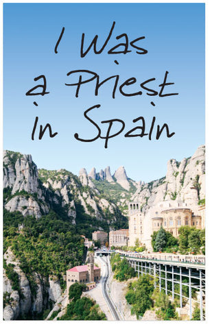 I Was A Priest In Spain (KJV) (Preview page 1)