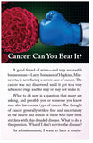 Cancer: Can You Beat It? (Preview page 1)