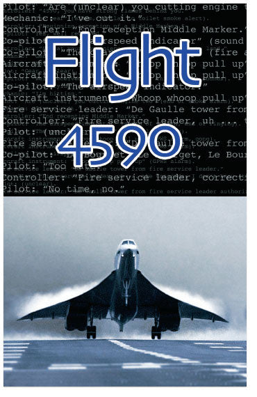 Flight 4590 (Concorde Disaster) (KJV) (Preview page 1)