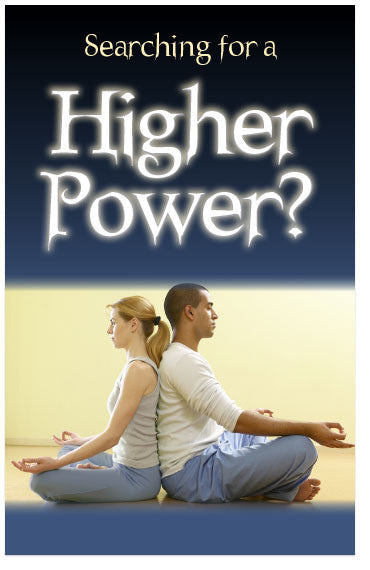Searching For A Higher Power? (KJV) (Preview page 1)