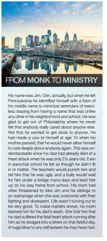 From Monk to Ministry (KJV) (Preview page 1)