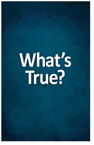 What's True? (NKJV) (Preview page 1)