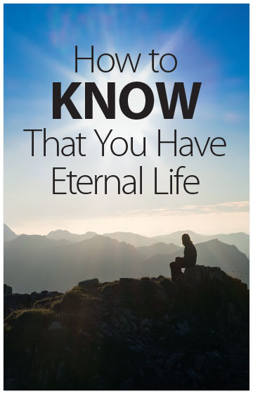 How To Know That You Have Eternal Life (NASB) (Preview page 1)
