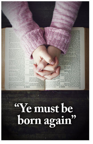 """Ye Must Be Born Again"" (KJV) (Preview page 1)"
