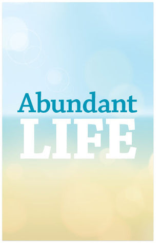 Abundant Life (Preview page 1)