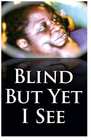 Blind But Yet I See (KJV) (Preview page 1)