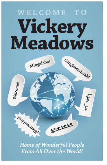 Welcome to Vickery Meadows (Preview page 1)